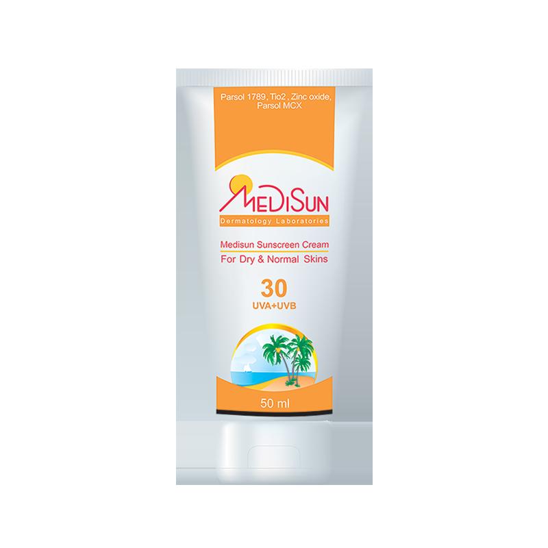 30 medisun 1 - Medisun Sunscreen Cream SPF30