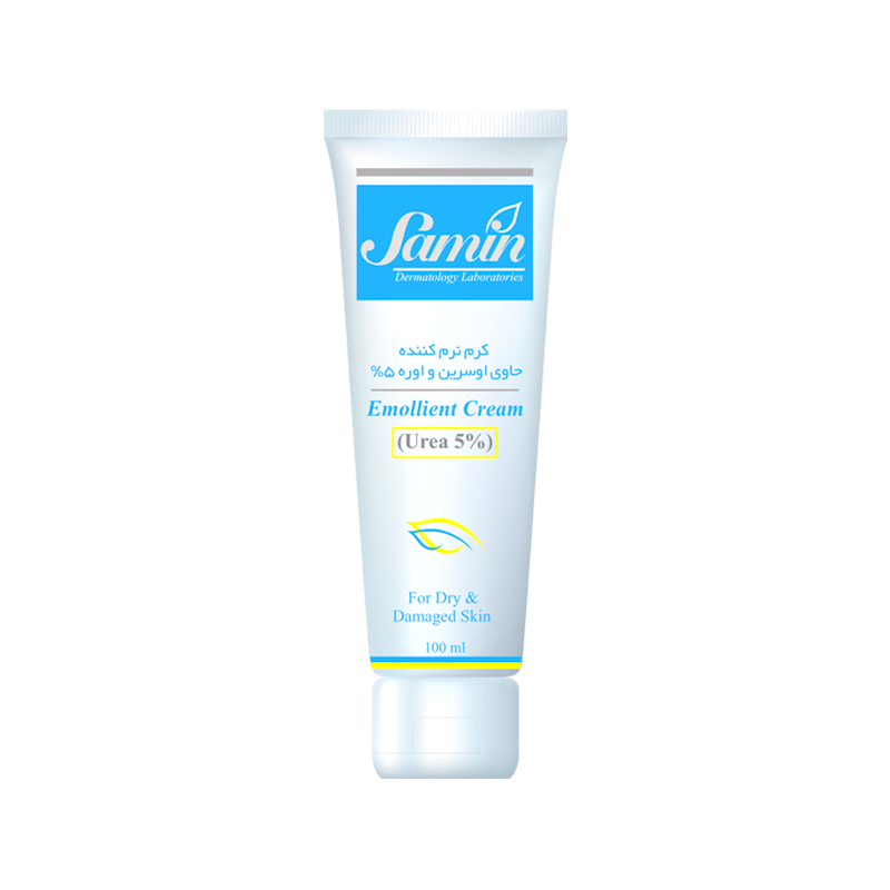 5 1 - Samin's Eucerin and Urea 5% Emollient Cream