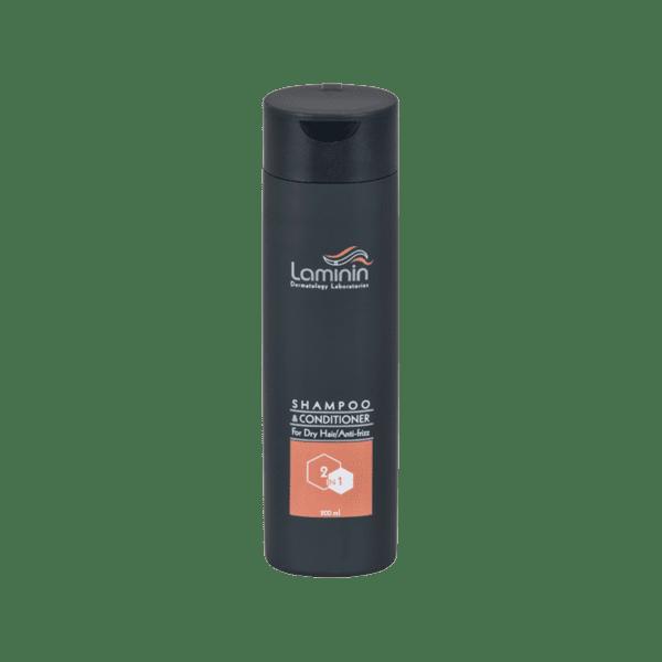 Conditioner Anti Friiz Dry hair 1 600x600 - شامپو کراتینه و نرم کننده موی لامینین