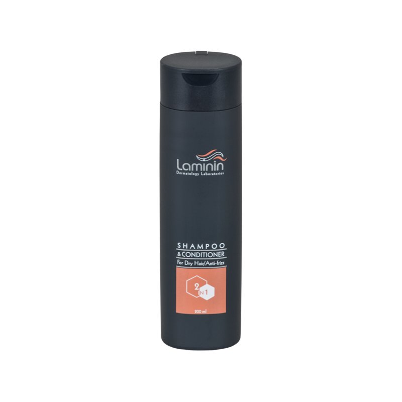 Conditioner Anti Friiz Dry hair 1 - شامبو ملطف بالکیراتین 2X1