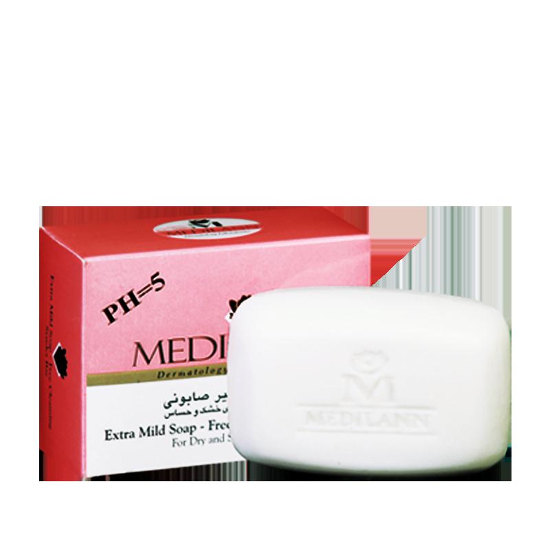 pan internsive 1 - پاک کننده غیر صابونی مخصوص پوست خشک و حساس مدیلن