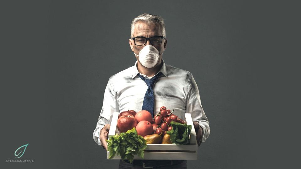 توصیه های مهم تغذیه ای به هنگام آلودگی هوا